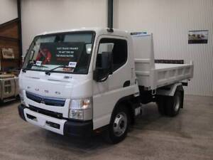 2019 Fuso Canter 815 Factory Tipper South Murwillumbah Tweed Heads Area Preview