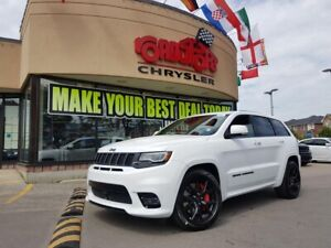 2018 Jeep Grand Cherokee SRT PANO ROOF TOW PKG  BLK WHEELS LOADE