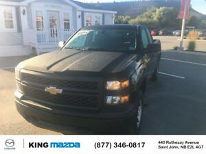 2014 Chevrolet Silverado 1500 W/T NEW TIRES..GREAT PRICE..4X4..V