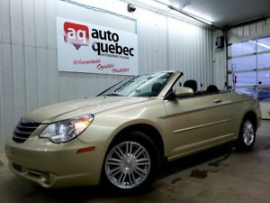 2010 Chrysler Sebring Touring / Convertible / Jamais Accidenté /
