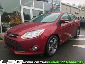 2014 Ford Focus SE Automatic! Bluetooth! Heated Seats!
