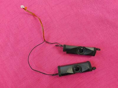 Dell Inspiron 6400 Laptop Sound Speakers Pair OTF182 (AE22)