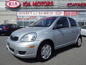 2005 Toyota Echo LE ** AUTOMATIQUE / AIR CLIMATISÉ / DOORLOCK