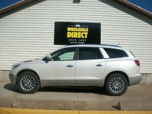 2011 Buick Enclave 7 PASSENGER SUV - NEVER SEEN SNOW - BACKUP CA
