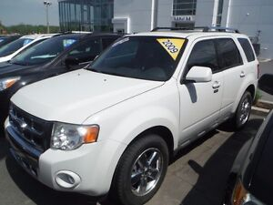 2009 Ford Escape Limited AWD