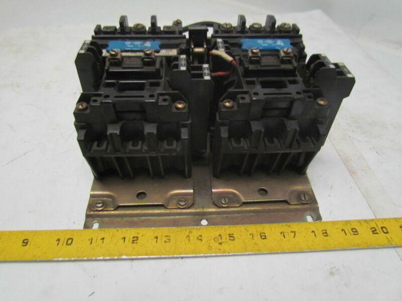 A-B Allen Bradley 40414-446-02-0850 56A 550VDC Contactor Motor Starter 115V Coil