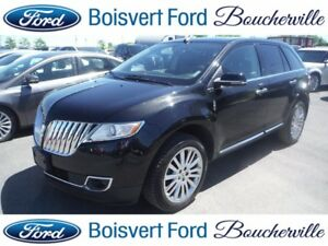 2015 Lincoln MKX AWD CUIR TOIT GPS FULL
