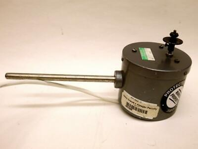 Vintage Philip Harris Stroboscope Electric Motor 300 R.P.M