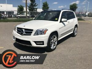 2012 Mercedes Benz GLK-Class GLK 350 / Sunroof / Heated Leather