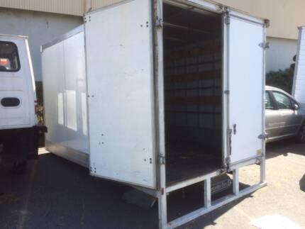 Pantech Dry Cargo Box Albury Albury Area Preview