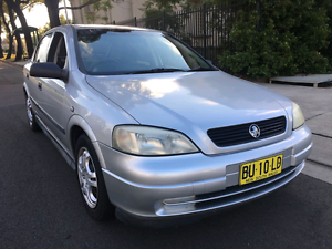 2004 HOLDEN ASTRA TS MY03 4DR AUTO 5MONTHS REGO Liverpool Liverpool Area Preview