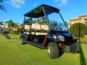 ** TOMBERLIN E-merge 4 Seater Golf Cart / Resort Vehicle Buggy ** Hope Island Gold Coast North Preview