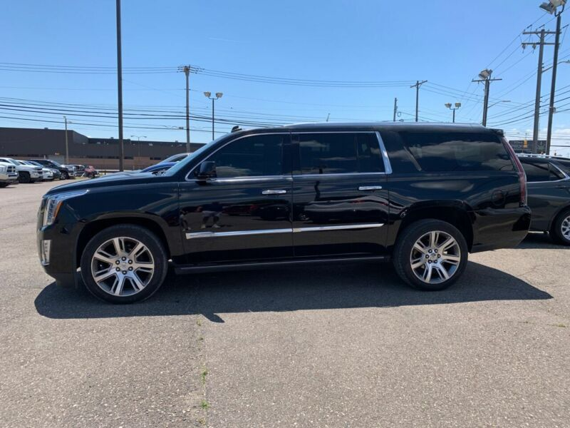 Image 4 Voiture American used Cadillac Escalade 2015