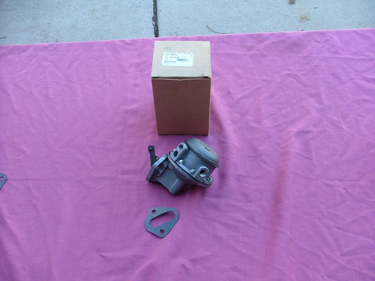 1964 66 Corvette Fuel Pump Nos 6415616 Wundr Shop 1963 Oldsmobile Starfire 65l 4bl 8cyl Repair Guides Electronic 1 6