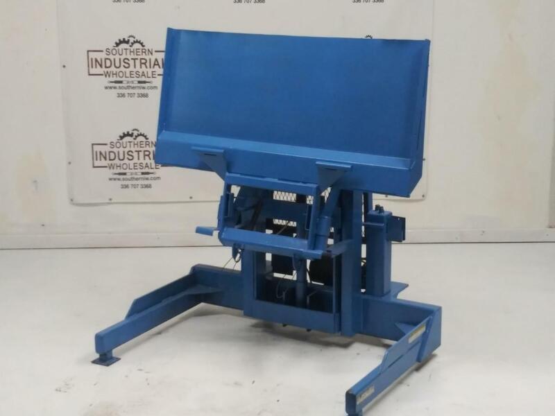 Vestil Mfg. Co. Jmd 1000-48/sp Dumpster 1000lbs Cap 115v