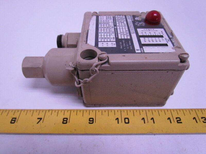 A-B Allen Bradley 836T-T252JX23X15 Pressure Control Switch