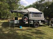 Trackabout Camper Trailer Darwin CBD Darwin City Preview