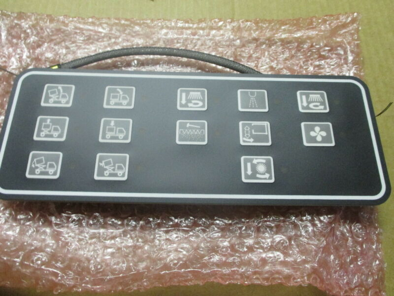 Tennant 768586 Touch Panel