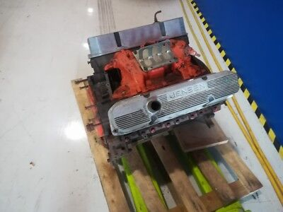jensen interceptor e383 engine reconditioned