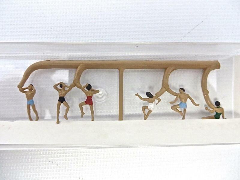 "Merten T954 TT Gauge Figures ""Bathers Lying &Sitting"" New Old Stock LOW SHIPPING"