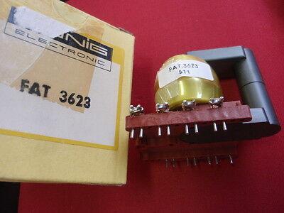RARITÄT! ZEILENTRAFO KÖNIG FAT 3623  ca. 70x48x60mm line-transformer    24710