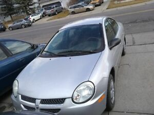 2005 dodge neon sports no mechanical issues