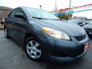 2010 Toyota Matrix 5 SPEED | POWER GROUP | ONE OWNER | ACCIDENT