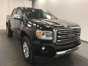 2016 GMC Canyon SLT HEATED LEATHER, REMOTE START, REAR VISION...