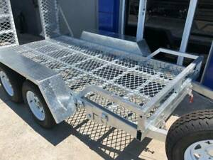 Kanga Trailer 2 tonne 10 x5 Molendinar Gold Coast City Preview