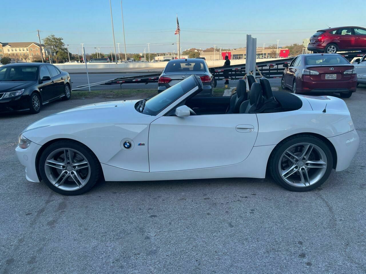 2007 BMW Z4 M, Off White with 57,497 Miles available now!