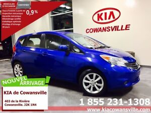 2014 Nissan Versa Note SV  GPS  CAMERA 360
