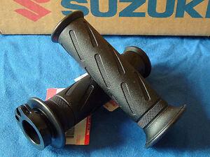 SUZUKI 57110-29G02-291 HAND GRIP SET GSXR600 GSXR750 GSXR1000 DL650 GSX1250 OEM