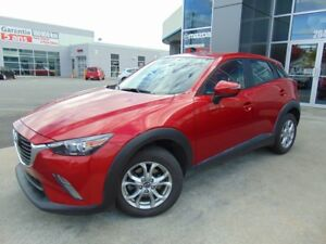 2016 Mazda CX-3 GS-LUXE AWD 26000KM CUIR TOIT OUVRANT BLUETOOTH