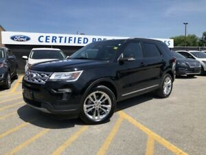 2018 Ford Explorer XLT SYNC 3|LEATHER STEERING WHEEL|TWIN PAN...