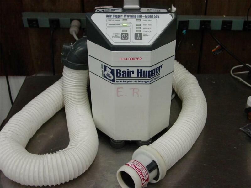Bair Hugger 505 OR Patient warming system with hose