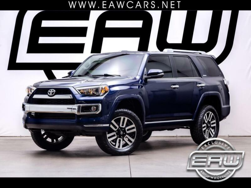 Image 1 Voiture American used Toyota 4Runner 2016