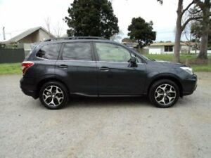 2013 Subaru Forester S4 MY13 2.5i-S Lineartronic AWD Grey 6 Speed Constant Variable Wagon Hughesdale Monash Area Preview