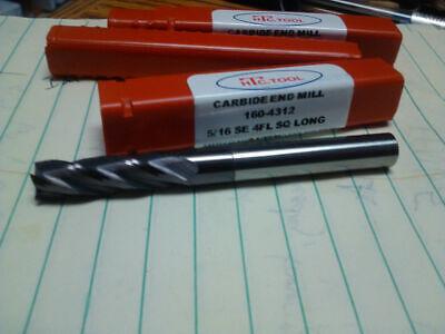 516 4 Flute Altin Long Length Carbide End Mill 516 X 516 X 1-18 X 3