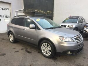 2008 Subaru Tribeca Premier-4x4-7 places-cuir--navigation