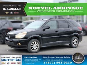 2006 Buick Rendezvous CX Clean, Winter Ready..!
