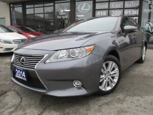 2014 Lexus ES 350 NAV-LETHER-ROOF-CAMERA-BLUETOOTH