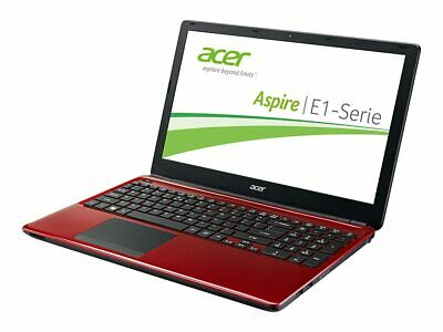 "Acer Red 15.6"" Aspire E1-532-29574G50Mnrr Laptop PC with Intel Celeron 2955U Dua"