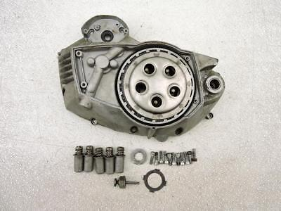CLUTCH ASSEMBLY AND COVER CASE 1974 MOTO MORINI 3 12 SPORT 350S 1068B