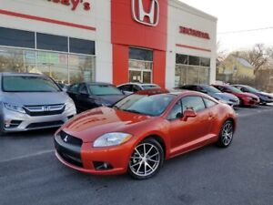 2012 Mitsubishi Eclipse GT-P REMAINING FACTORY WARRANTY