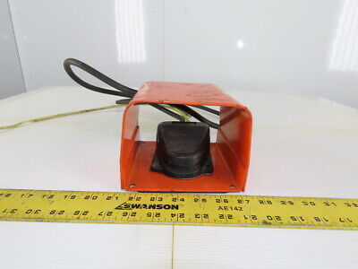 Linemaster 3-30a2-si 2 Way Pneumatic Foot Switch