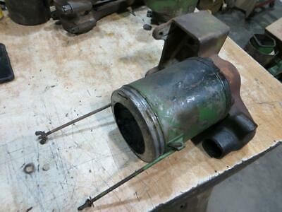 John Deere A Unstyled Air Cleaner Bracket And Body. Aa789r A526r