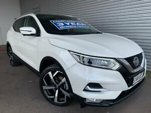 2018 Nissan Qashqai J11 Series 2 N-TEC White Constant Variable SUV Pooraka Salisbury Area Preview