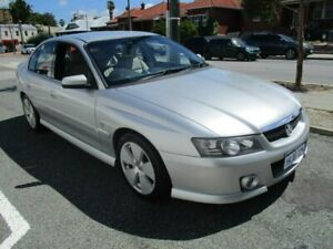 2006 Holden Calais VZ MY06 Silver 5 Speed Sports Automatic Sedan West Perth Perth City Area Preview