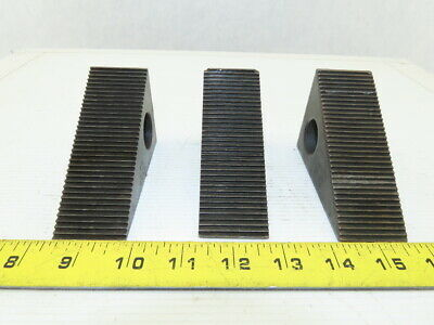 "SHARS 2-3//4/"" W X 3-3//4/"" H X 4/"" L MAGNETIC V-BLOCK NEW"