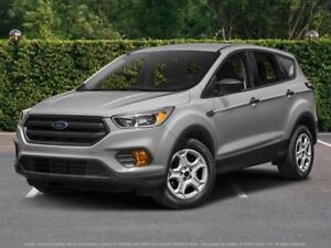 2018 Ford Escape SE SE - 4WD (as of 02/12/2018)